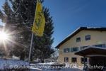 Unser Basislager für drei Wintertage, die *Krone*
