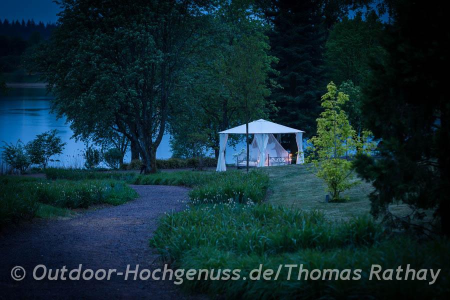 Tafel Tour Losheimer See
