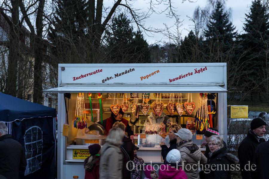 Weihnachtsmarkt am Werbellinsee in Altenhof