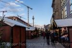 Nostalgischer Markt mit Fernsehturm-Blick