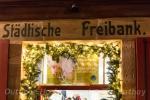 Kleine Geschäfte in der ehemaligen Freibank