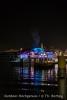 Das Weihnachtsschiff mit der 360° Glühweinlounge