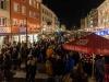 Lebendiger Weihnachtsmarkt in Konstanz