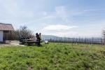 Ausblick von der Hinkelsteinhütte