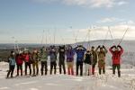 Winterfotokurs in Schweden