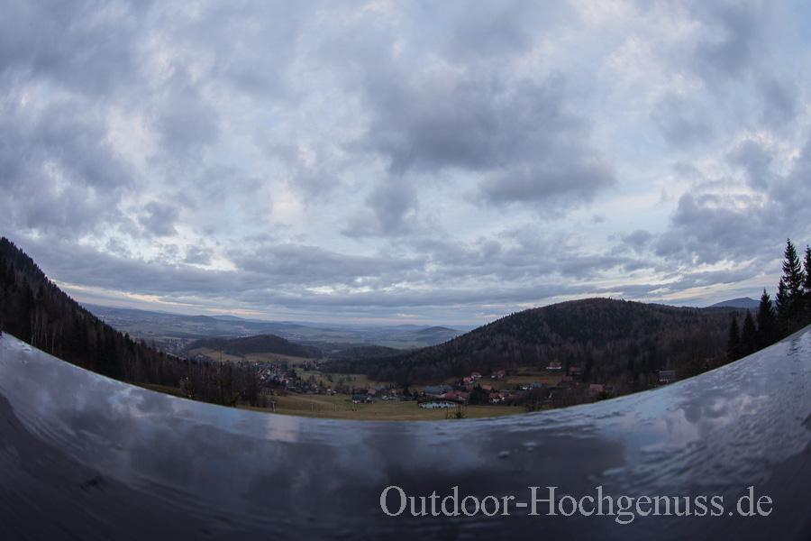 Wandern im östlichsten Zipfel Deutschlands, dem Zittauer Gebirge