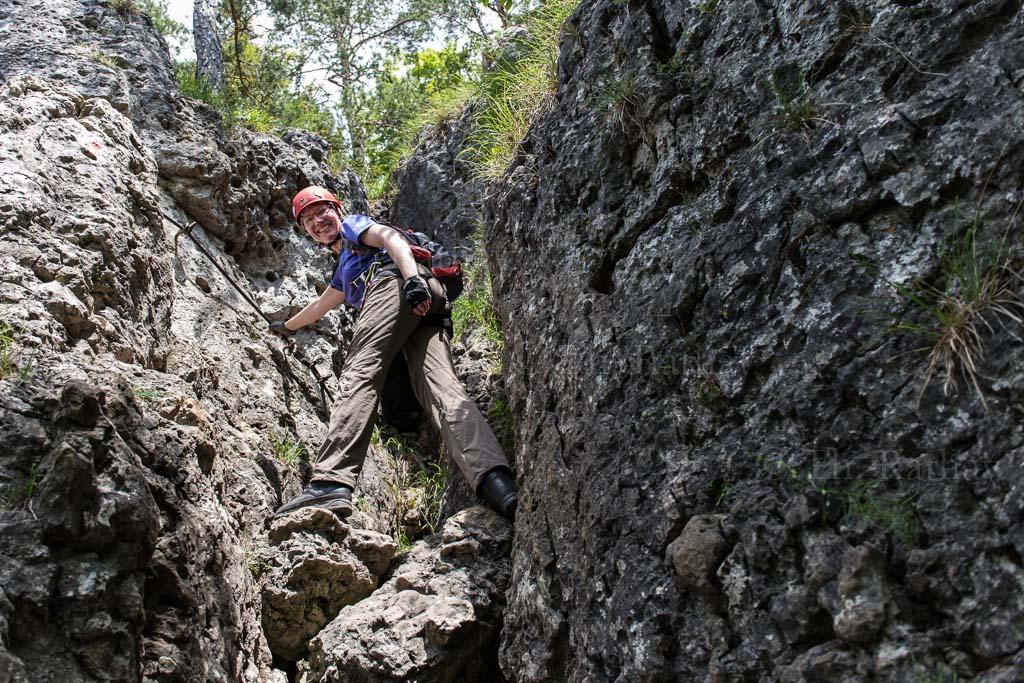 Klettersteig Höhenglücksteig : Rundreise bayern tschechien tag bayreuth klettersteig