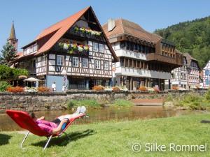 E-Bike-Tour Schwarzwald