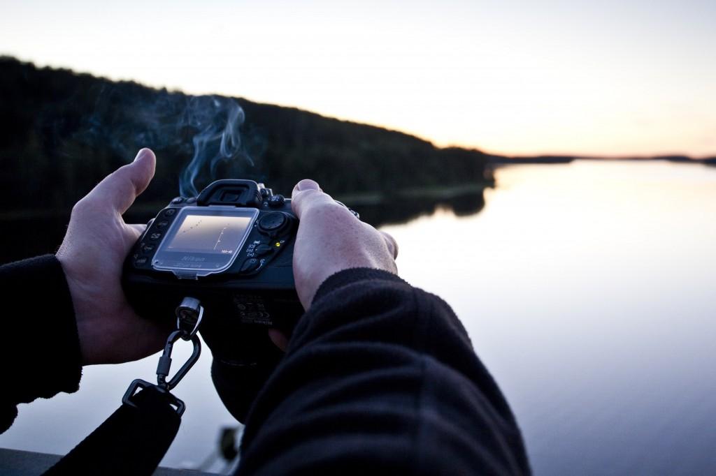 Die stimmungsvolle Landschaft bietet tolle Fotomotive.