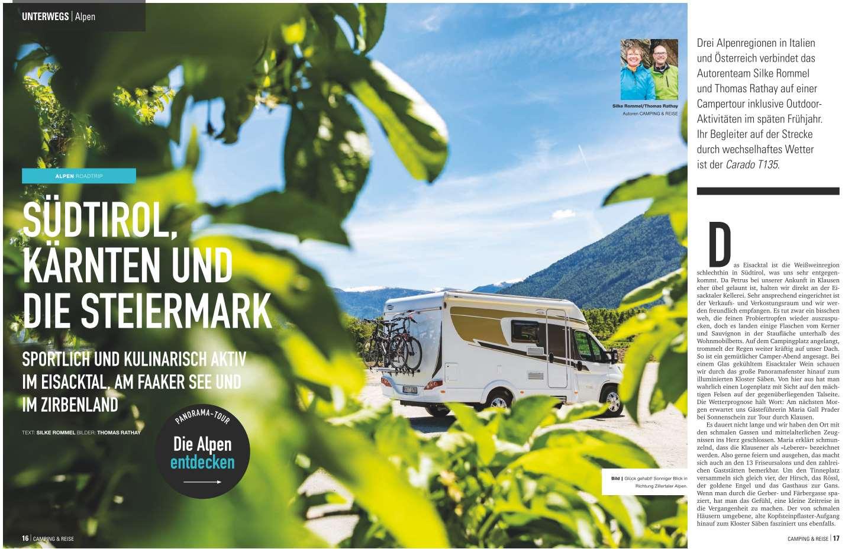 *Camping und Reise Magazin*