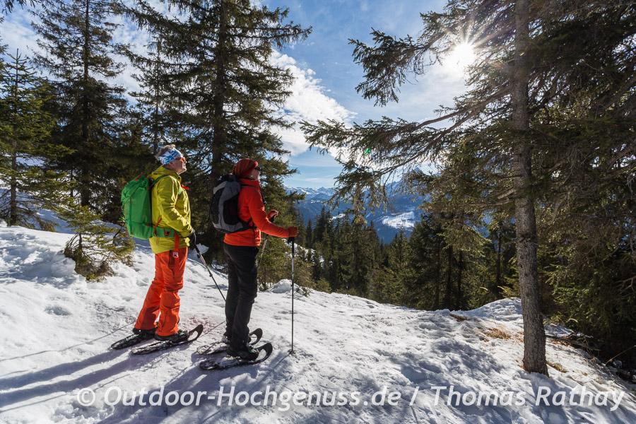 59cdf2e85a3205 Schneeschuhwanderung im Berchtesgadener Land  Hirscheck – Toter Mann –  Söldenköpfl