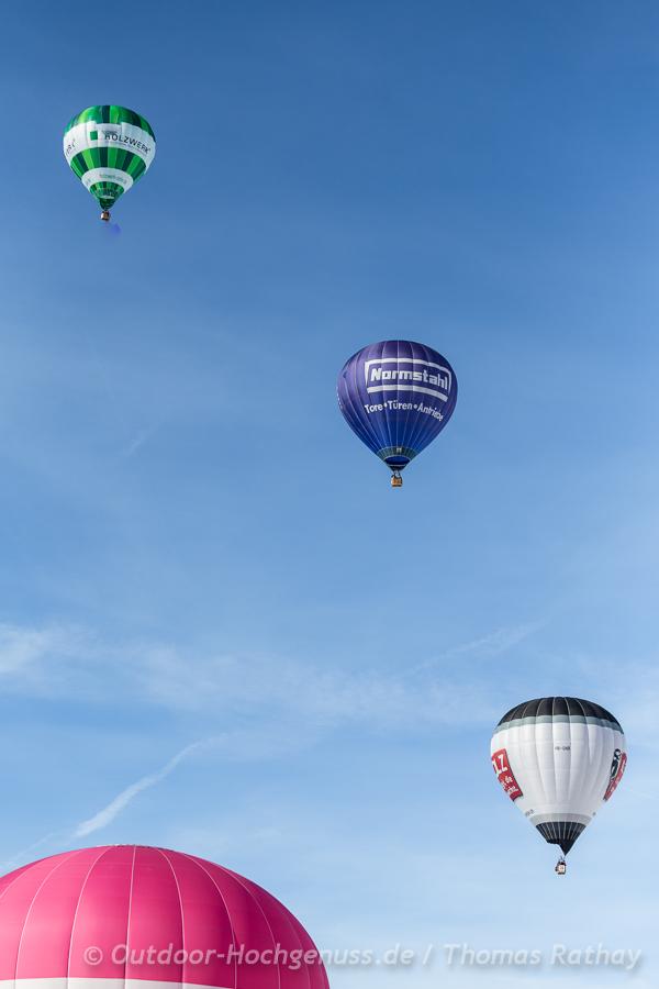 Ballone im Tannheimertal