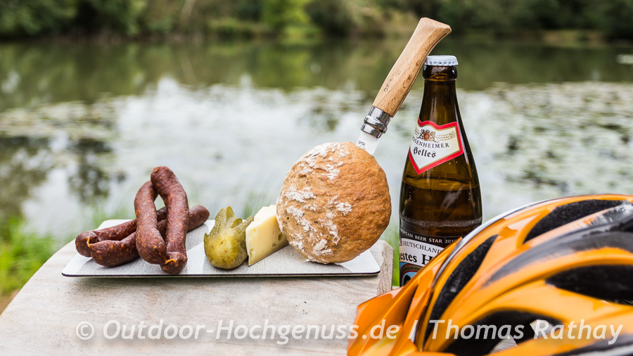 Vesper - Brotzeit Picknickpause