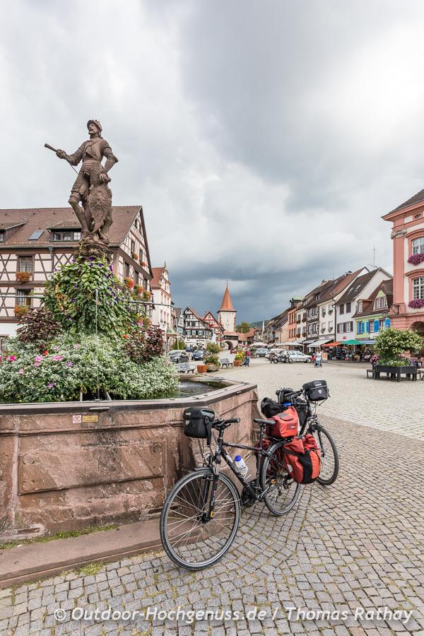 Gegenbach im Schwarzwald