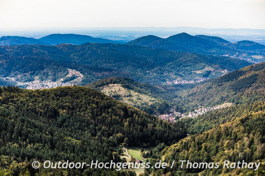 Schwarzwaldaussicht