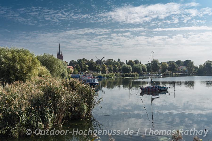 Werder an der Havel ist die Obstbaumhauptstadt Brandenburgs