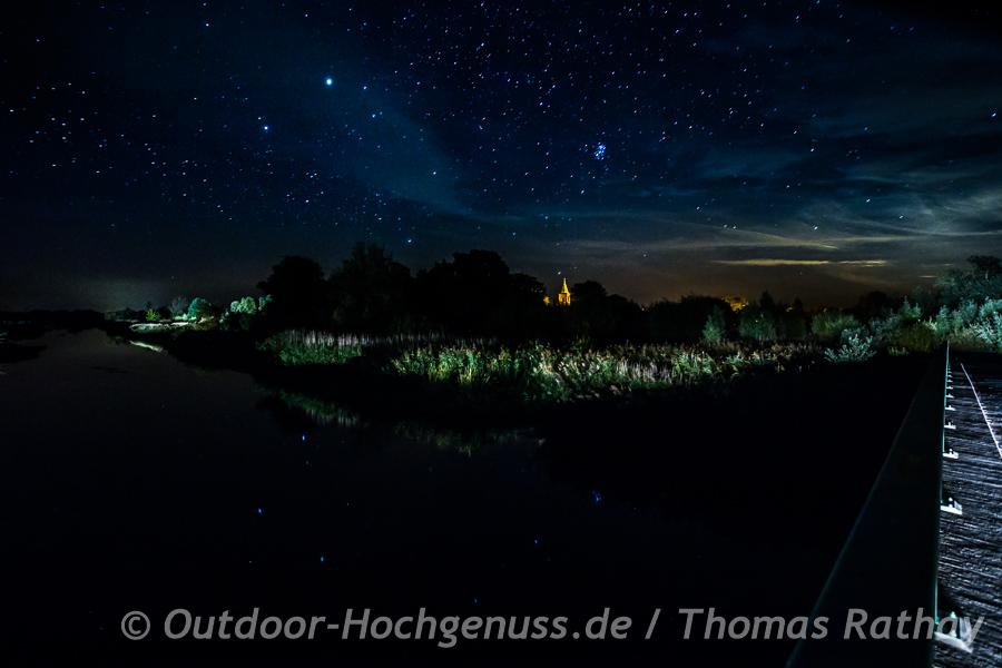 Sternenpark Westhavelland im Havelland