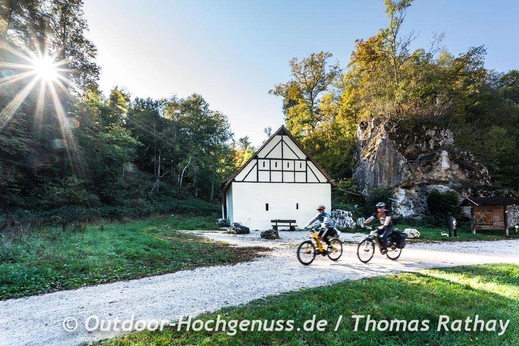 *Berg Bier-Tour* mit dem e-Bike / Pedelec