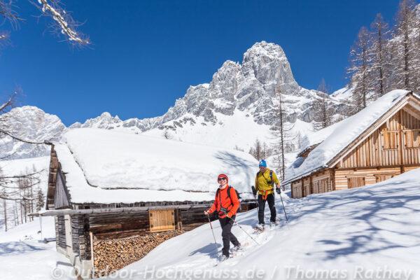 Schneeschuhtour bei Schladming/Ramsau/Dachstein