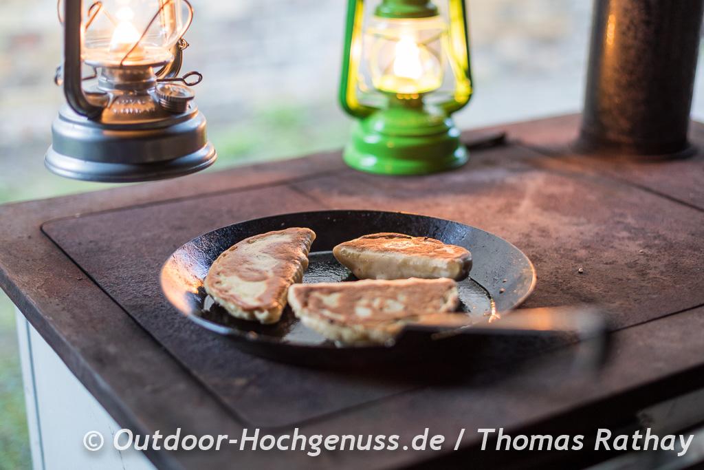 Empanadas outdoor