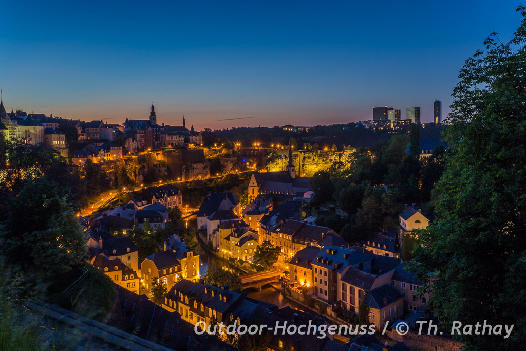 Luxembourg Stadt