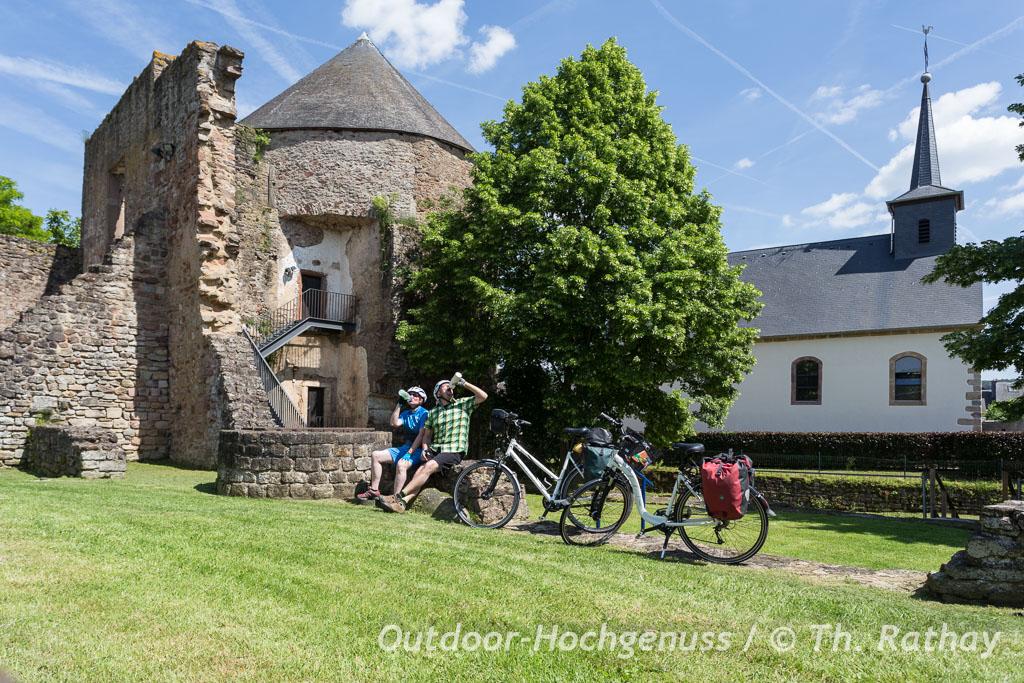 Radtour Luxemburg