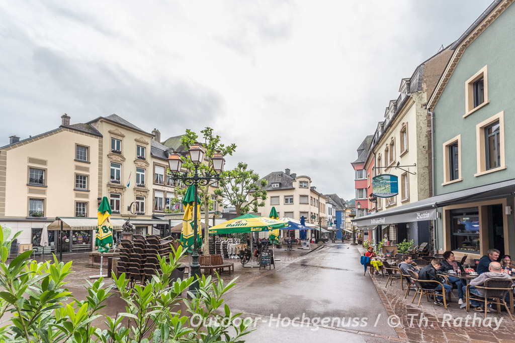 Diekirch Marktplatz