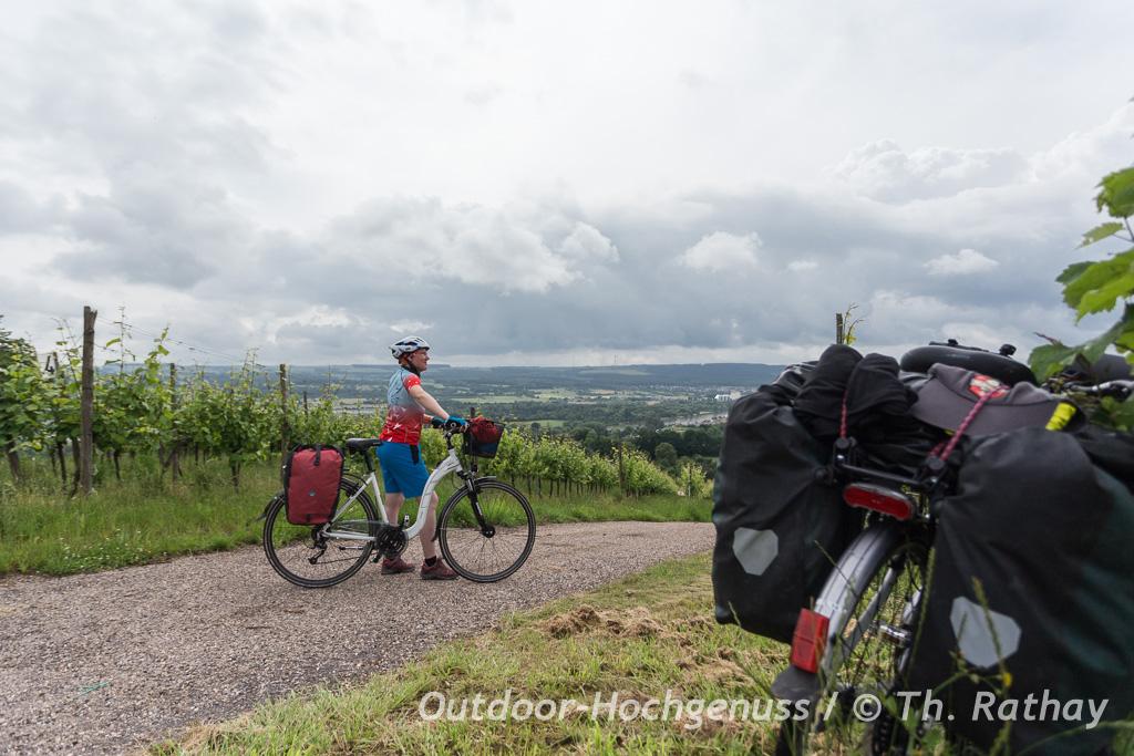 Aussicht in Luxemburg
