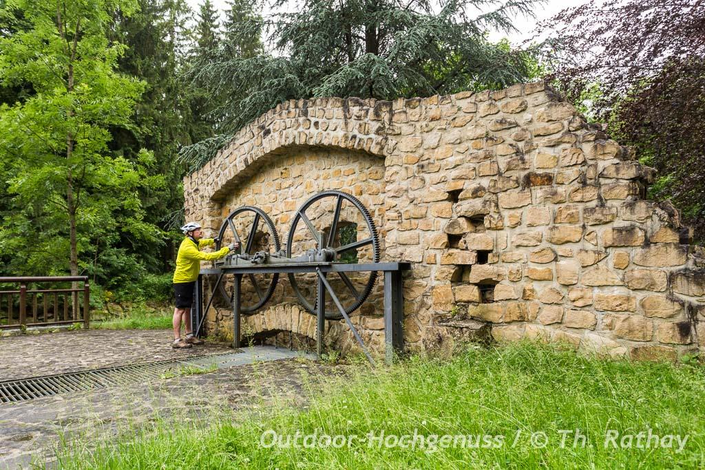 historisches Luxemburg Stadt