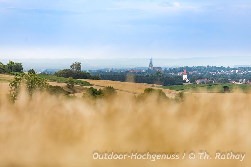 *Krater zu Krater* Radrunde im Ferienland Donau-Ries.