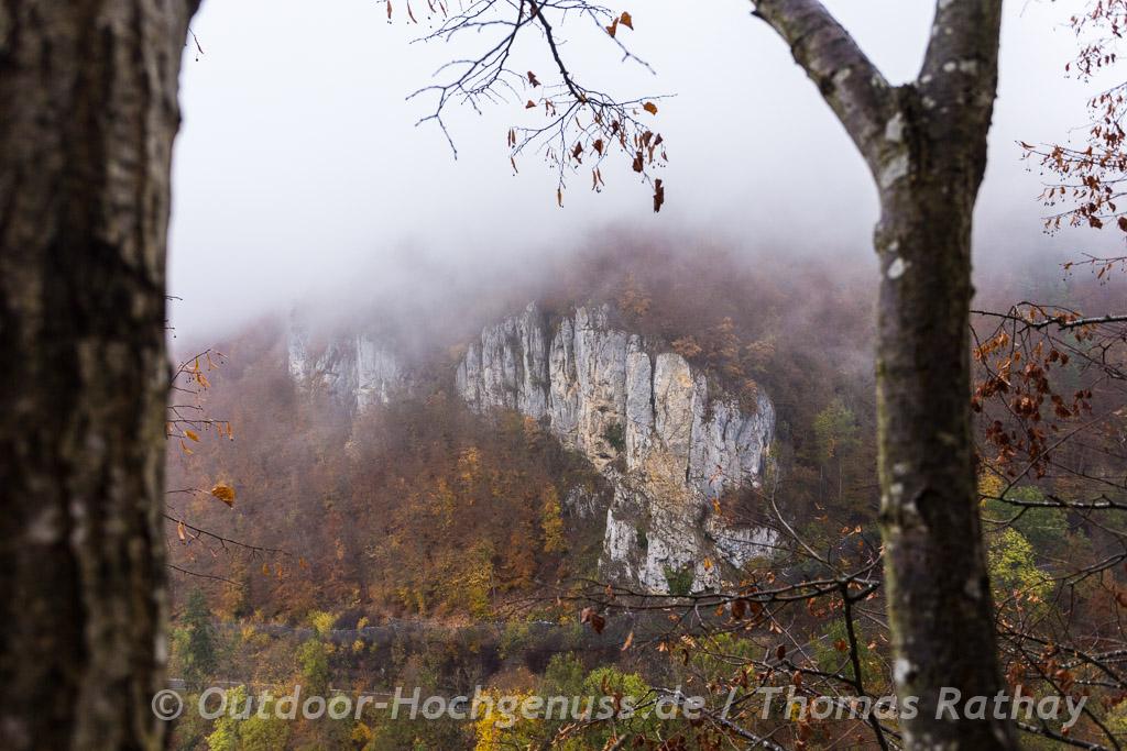 Grafensteig - Hohenwittlingensteig