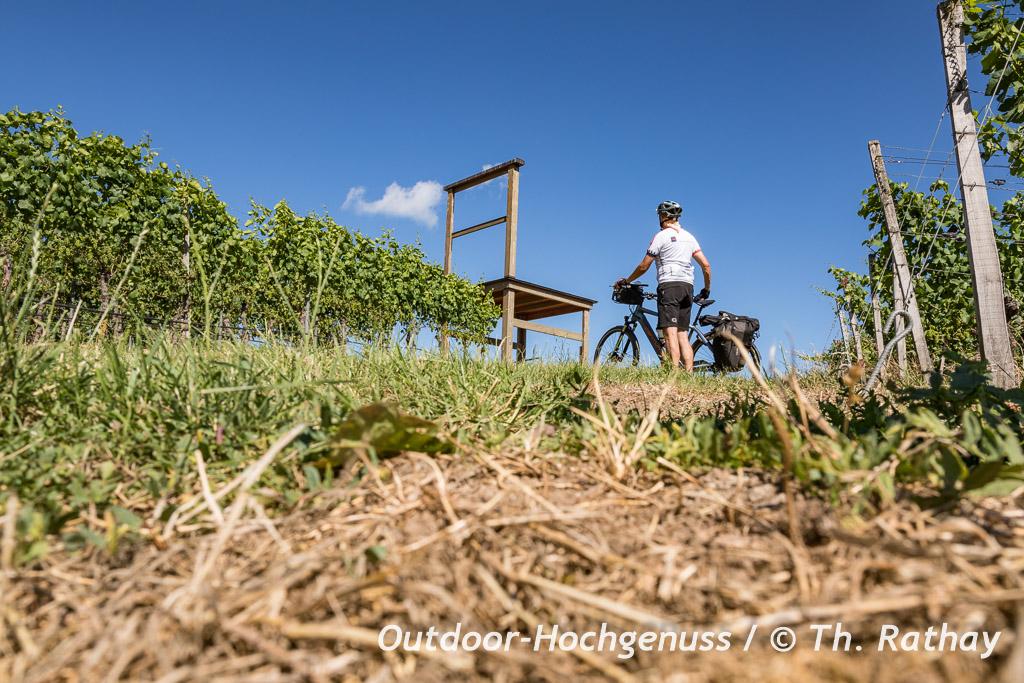 Abstecher zum Gestühl, Badischer Weinradweg