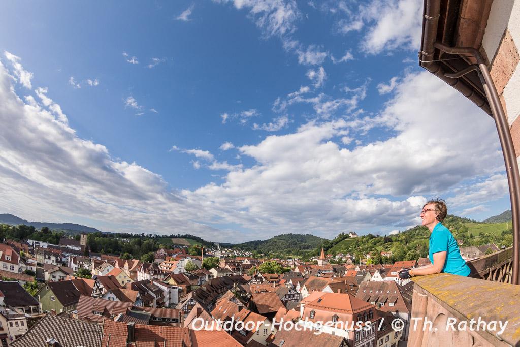 Auf dem Badischen Weinradweg von Grenzach-Wyhlen nach Weinheim