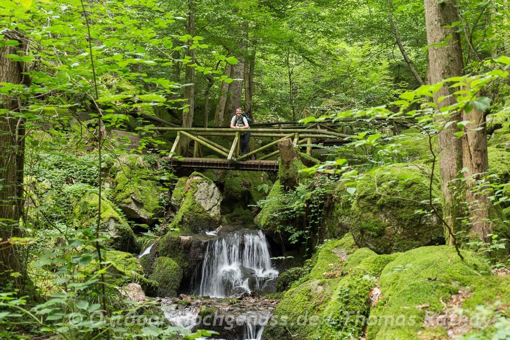 Wandern auf Genießerpfaden im Schwarzwald - *Alde Gott Weg*