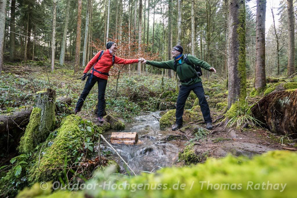 Schwarzwaldwanderung auf dem Geniesserpfad *Der Teinacher*