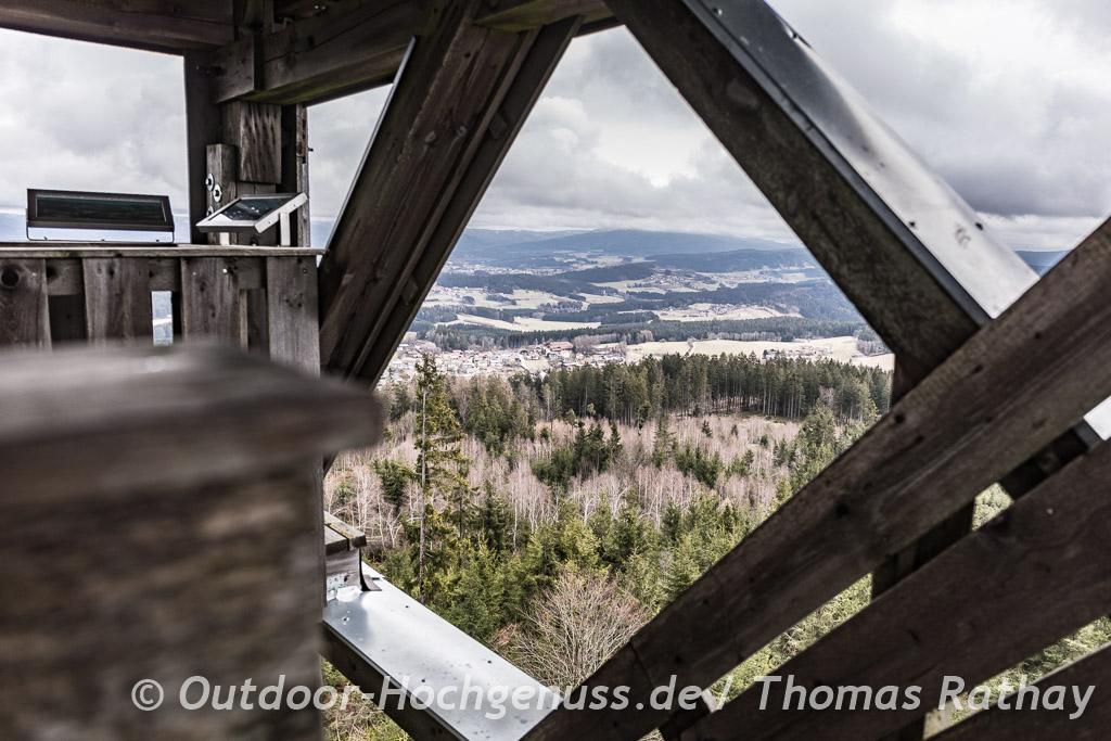 Aussichtsturm Langdorf