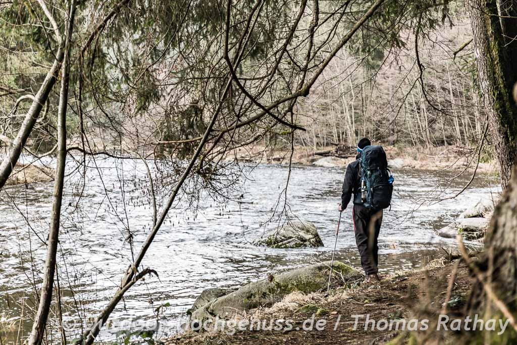 Wandern auf Deutschlands erstem Bierfernwanderweg im Bayerischen Wald, Böhmerwald (Šumava) und dem Arberland