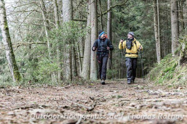 Über Stock und Stein im Arberland