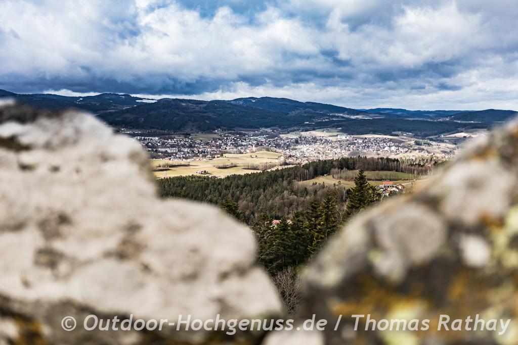 Ausblick von Neulußberg