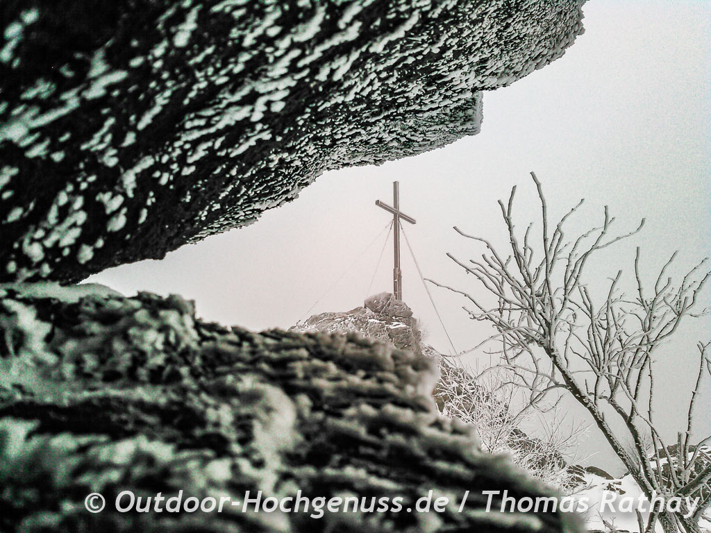 Winter im Arberland