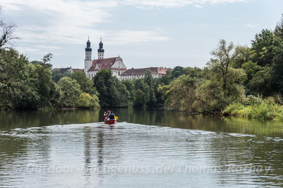 Die junge Donau in Schwaben von ihrer kulturellen Seite