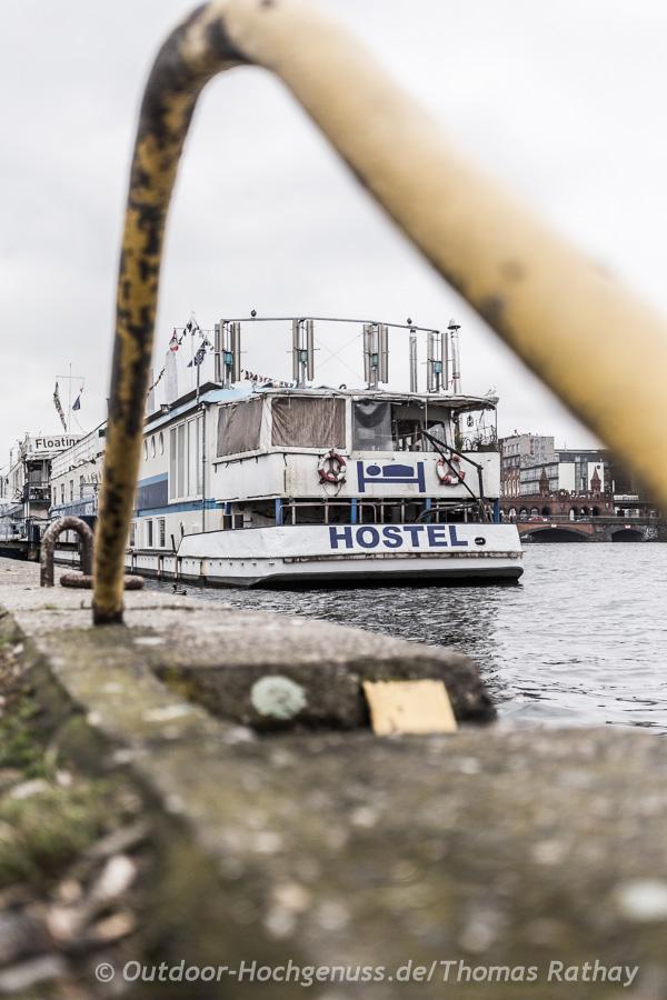 Hostelboat Berlin