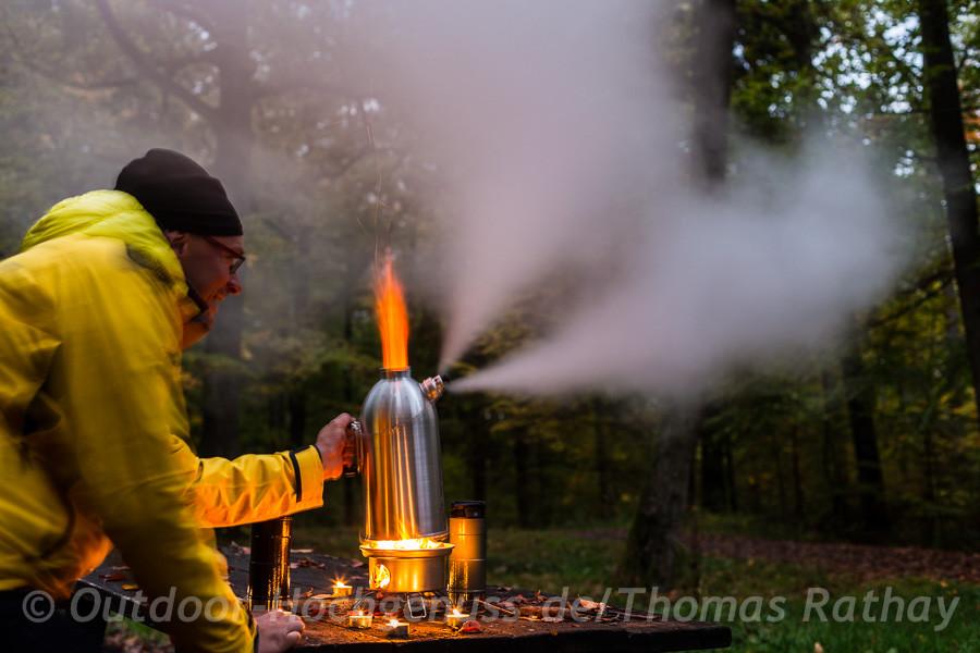 Feuerkanne FK2 von *Petromax*