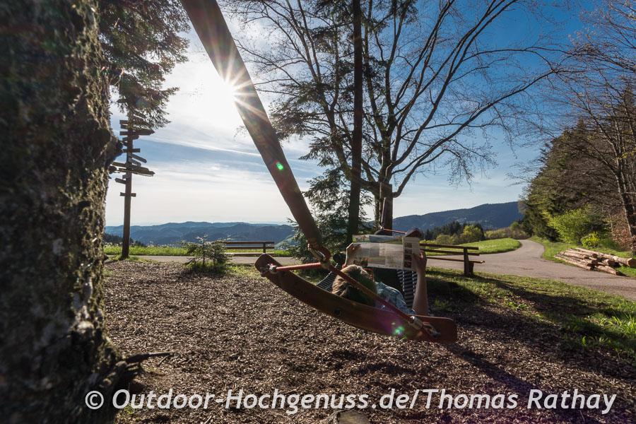 Wandern, Schwarzwald, Oberharmersbach