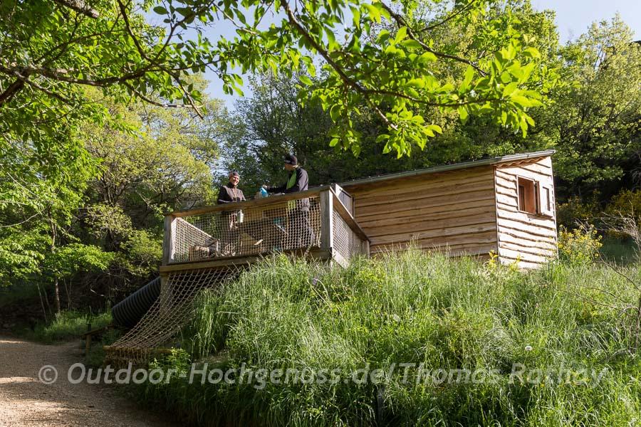 Ma p´tit cabane en Lozere