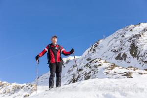 Schneeschuhtour am Timmlsjoch