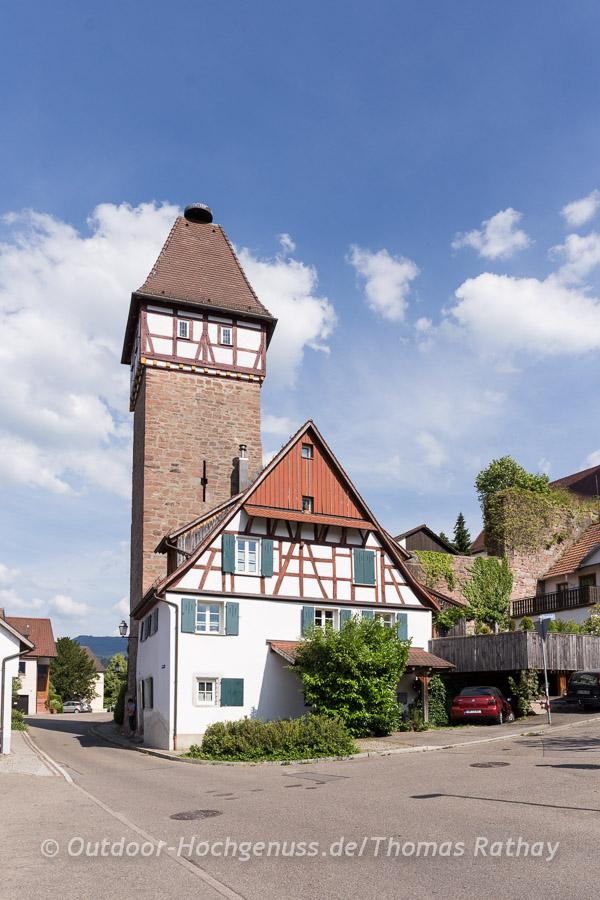 Storchenturm Gernsbach