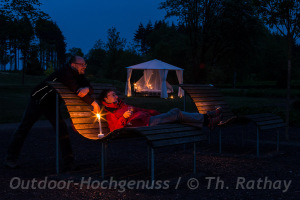 Rathay-Nacht-Gartenbett-Saarland