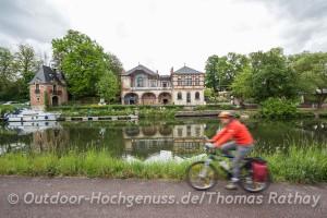 Radtour vom Saarland ins Elsass