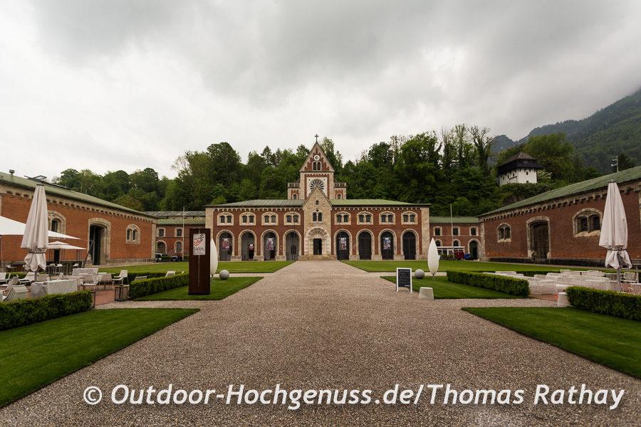 Alte Saline in Bad Reichenhall